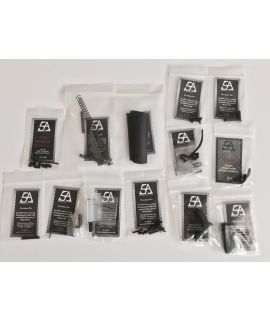 STEALTH ARMS 1911 .45 ACP Government model series 70 Complete Lower Parts Kit No Frame or Upper Slide
