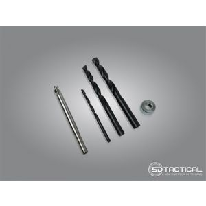 5D TACTICAL 80% LOWER JIG TOOL KIT