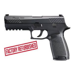 80% SIG SAUER P320 FULL SIZE 9mm FACTORY REFURBISHED