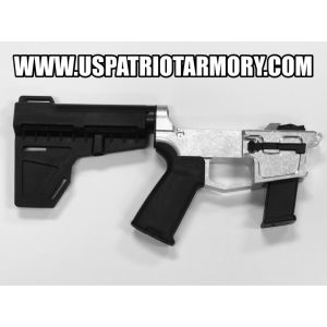 New Frontier Armory 80% C-9 Billet Lower Receiver Build Kit