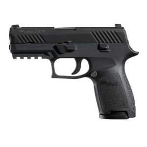 80% SIG SAUER P320 COMPACT SIZE 9mm 3.9
