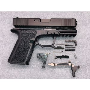80% Glock 19 Compact Gen3 Full Pistol Build Kit Black