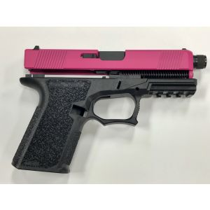 80% SIG PINK G19 THREADED BARREL GEN3 FULL PISTOL BUILD KIT