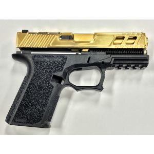 80% G19 Tin GOLD TACTICAL PISTOL KIT