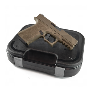 Polymer80 PF940C FDE Complete Patriot 19 80% Pistol Build Kit 9mm