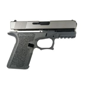 COMPLETE 80% GLOCK 19 GEN3 FULL BUILD KIT GREY