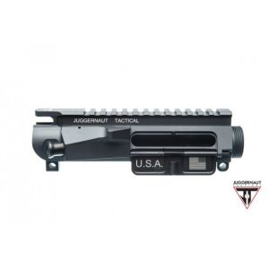 JUGGERNAUT TACTICAL AR-15 Billet Upper Receiver Assembly