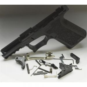 Lone Wolf Compact Poly80 Frame Completion Kit  G19, G23, and G32 compatible!