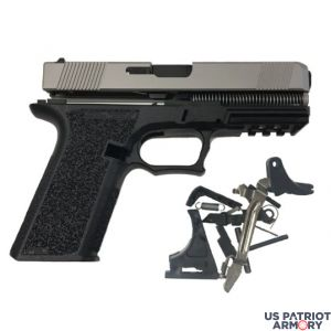 COMPLETE 80% GLOCK 17 GEN3 FULL BUILD KIT IN STOCK