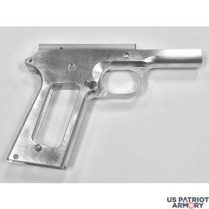 1911 80% 9mm GOVERNMENT FULL SIZE 70 SERIES ALUMINUM FRAME