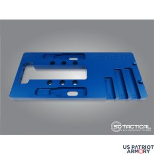 5D TACTICAL AR-15 TO AR-308 ROUTER JIG CONVERSION KIT