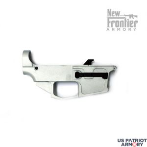 80% C-9 Billet Lower Receiver — Glock Style Mags
