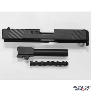 COMPLETE NEW STAINLESS STEEL BLACK NITRIDE G19 UPPER