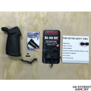 Big Time AR-15 Lower Enhancement Parts Bundle