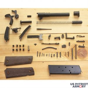 1911 .45 ACP GI Parts Kit 70 Series, Comes with everything  Less Frame & Slide