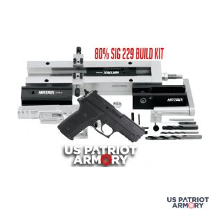 PROFESSIONAL BUILDERS 80% SIG SAUER P229 40 S&W BUILD KIT
