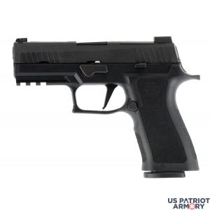 80% Sig Sauer P320 X-Carry Double 9mm Luger 3.9
